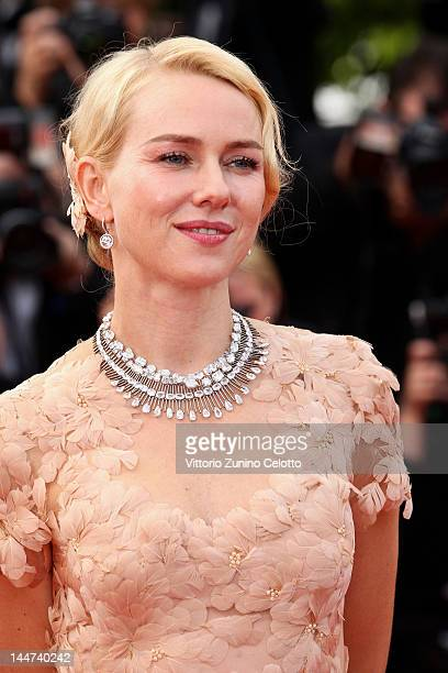 Actress Naomi Watts attends the Madagascar 3 Europe's Most Wanted Premiere during the 65th Annual Cannes Film Festival at Palais des Festivals on May...