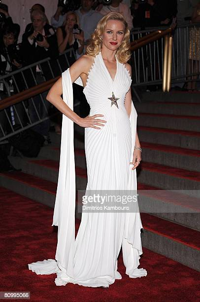 "Actress Naomi Watts attends the Metropolitan Museum of Art Costume Institute Gala ""Superheroes: Fashion And Fantasy"" at the Metropolitan Museum of..."