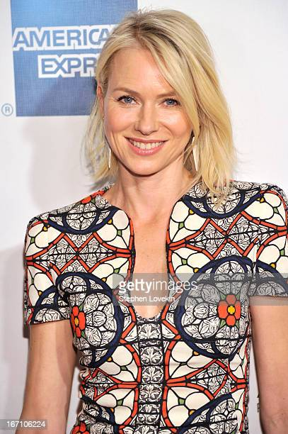 Actress Naomi Watts attends the 'Sunlight Jr' World Premiere during the 2013 Tribeca Film Festival on April 20 2013 in New York City