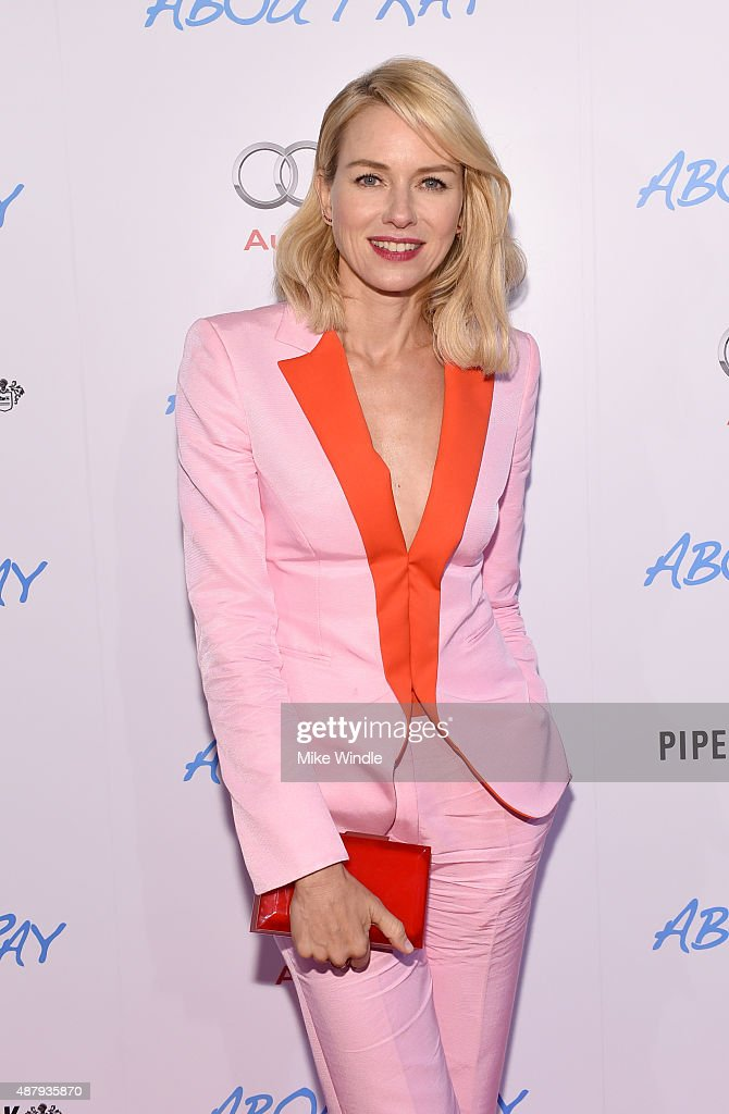 Actress Naomi Watts attends the Toronto International Film Festival party for ABOUT RAY, hosted by Entertainment One and The Weinstein Company at Patria on September 12, 2015 in Toronto, Canada.