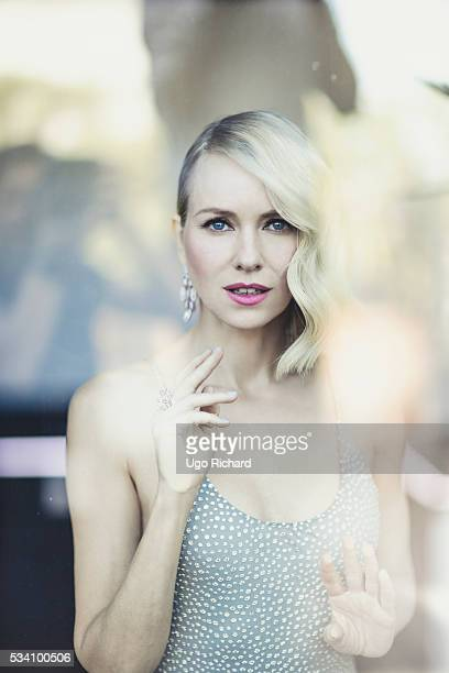 Actress Naomi Watts is photographed for Gala on May 15 2016 in Cannes France