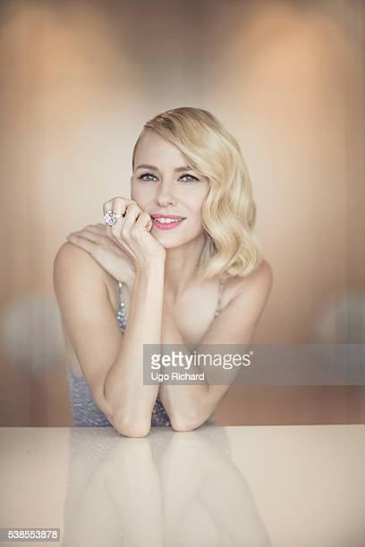 Actress Naomi Watts is photographed for Self Assignment on May 15 2016 in Cannes France