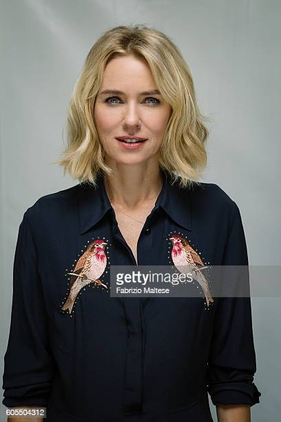 Actress Naomi Watts is photographed for Self Assignment on September 3 2016 in Venice Italy