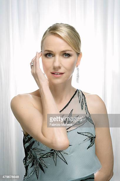 Actress Naomi Watts is photographed for The Hollywood Reporter on May 15, 2015 in Cannes, France.