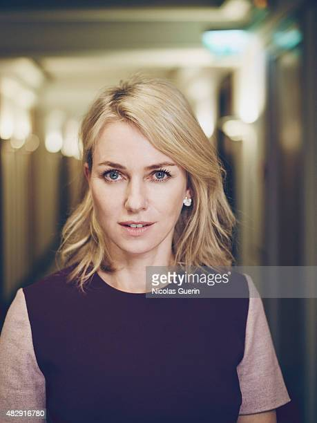 Actress Naomi Watts is photographed on May 13 2015 in Cannes France