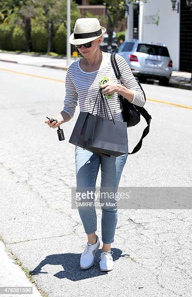 Actress Naomi Watts is seen on June 8 2015 in Los Angeles California