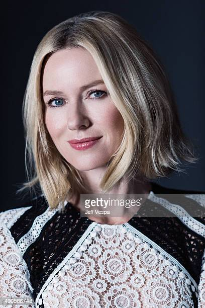 Actress Naomi Watts of 'Demolition' poses for a portrait at the 2015 Toronto Film Festival at the TIFF Bell Lightbox on September 15 2015 in Toronto...