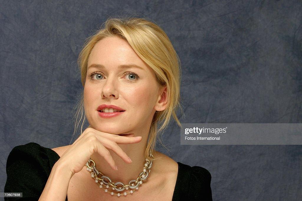 Naomi Watts Portrait Session : News Photo