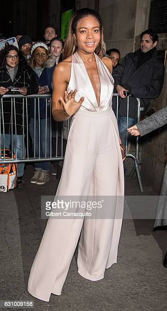 Actress Naomie Harris attends the 2016 National Board Of Review Gala at Cipriani 42nd Street on January 4 2017 in New York City