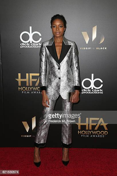 Actress Naomie Harris attends the 20th Annual Hollywood Film Awards on November 6 2016 in Beverly Hills California