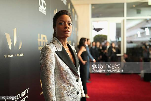 Actress Naomie Harris attends the 20th Annual Hollywood Film Awards at The Beverly Hilton Hotel on November 6 2016 in Beverly Hills California