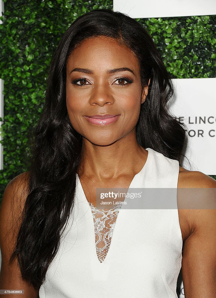 Actress Naomie Harris attends the 7th annual ESSENCE Black Women In Hollywood luncheon at Beverly Hills Hotel on February 27, 2014 in Beverly Hills, California.