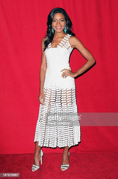 Actress Naomie Harris attends the AFI FEST 2013 presented by Audi premiere of The Weinstein Company's Mandela Long Walk to Freedom at the Egyptian...
