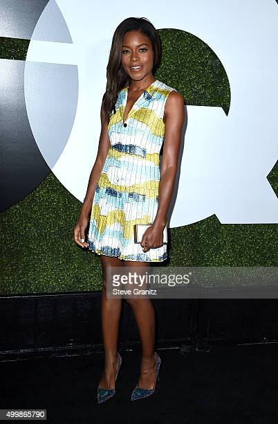 Actress Naomie Harris attends the GQ 20th Anniversary Men Of The Year Party at Chateau Marmont on December 3 2015 in Los Angeles California