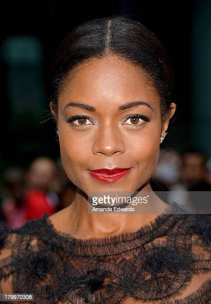"""Actress Naomie Harris attends the """"Mandela: Long Walk To Freedom"""" premiere during the 2013 Toronto International Film Festival at Roy Thomson Hall on..."""