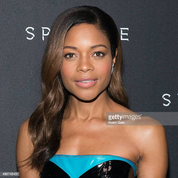 Actress Naomie Harris attends the New York OMEGA Spectre screening on November 4 2015 in New York City