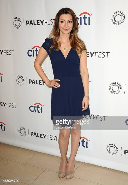 Actress Nasim Pedrad attends the Fox preview panel at the 2014 PaleyFest Fall TV preview at the Paley Center for Media on September 8, 2014 in...