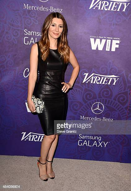Actress Nasim Pedrad attends Variety and Women in Film Annual Pre-Emmy Celebration at Gracias Madre on August 23, 2014 in West Hollywood, California.