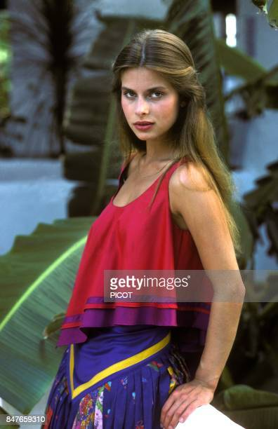 Actress Nastassja Kinski In June 1979 In France