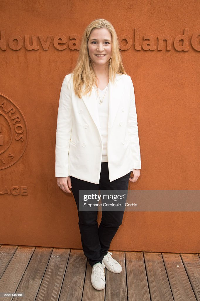 Celebrities at French Open 2016 - Day Fourteen