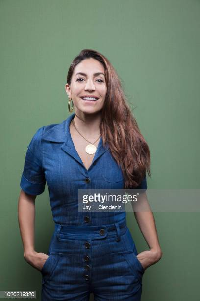 Actress Natalia Cordova-Buckley from 'Agents of SHIELD' is photographed for Los Angeles Times on July 21, 2018 in San Diego, California. PUBLISHED...