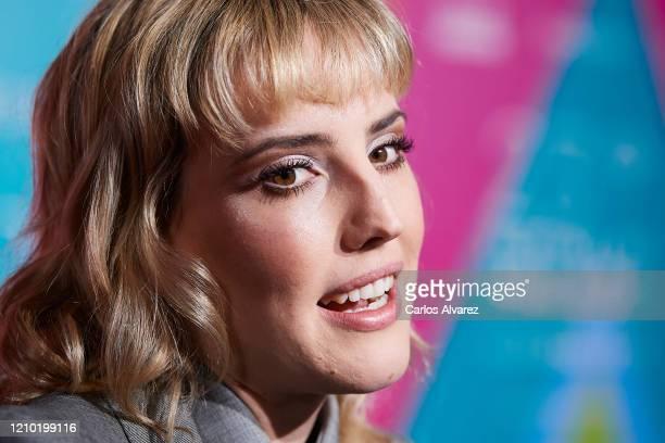 Actress Natalia de Molina attends 23rd Malaga Film Festival cocktail party at Circulo de Bellas Artes on March 03, 2020 in Madrid, Spain.