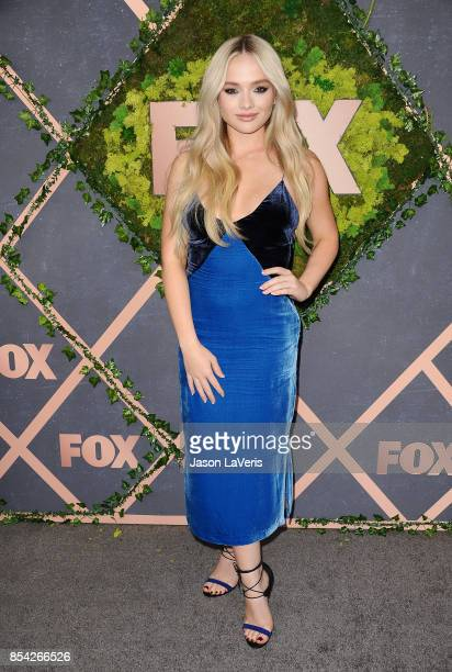 Actress Natalie Alyn Lind attends the FOX Fall Party at Catch LA on September 25 2017 in West Hollywood California
