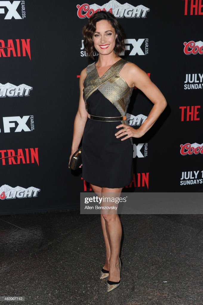 """FX's New Series """"The Strain"""" - Los Angeles Premiere - Arrivals"""