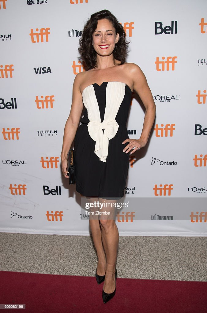 Actress Natalie Brown attends the premiere for 'The Terry Gath Experience' during the 2016 Toronto International Film Festival at Winter Garden Theatre on September 15, 2016 in Toronto, Canada.