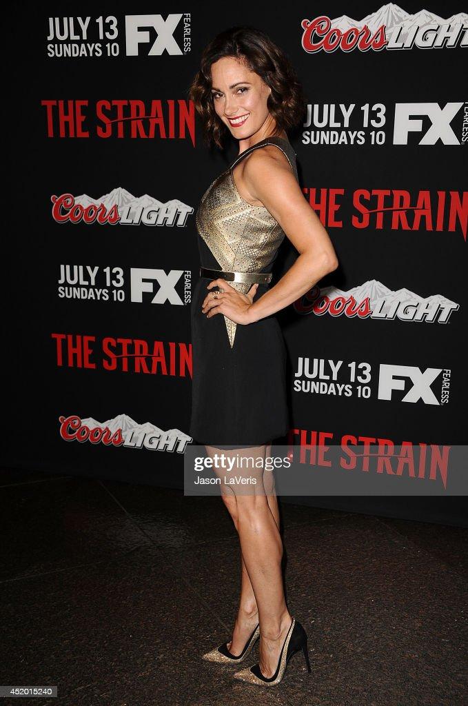"FX's ""The Strain"" - Los Angeles Premiere"