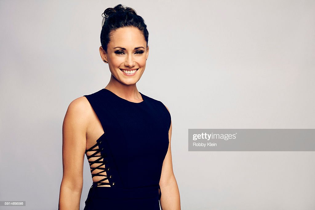 Actress Natalie Brown from FX's 'The Strain' poses for a portrait at the FOX Summer TCA Press Tour at Soho House on August 9, 2016 in Los Angeles, California.