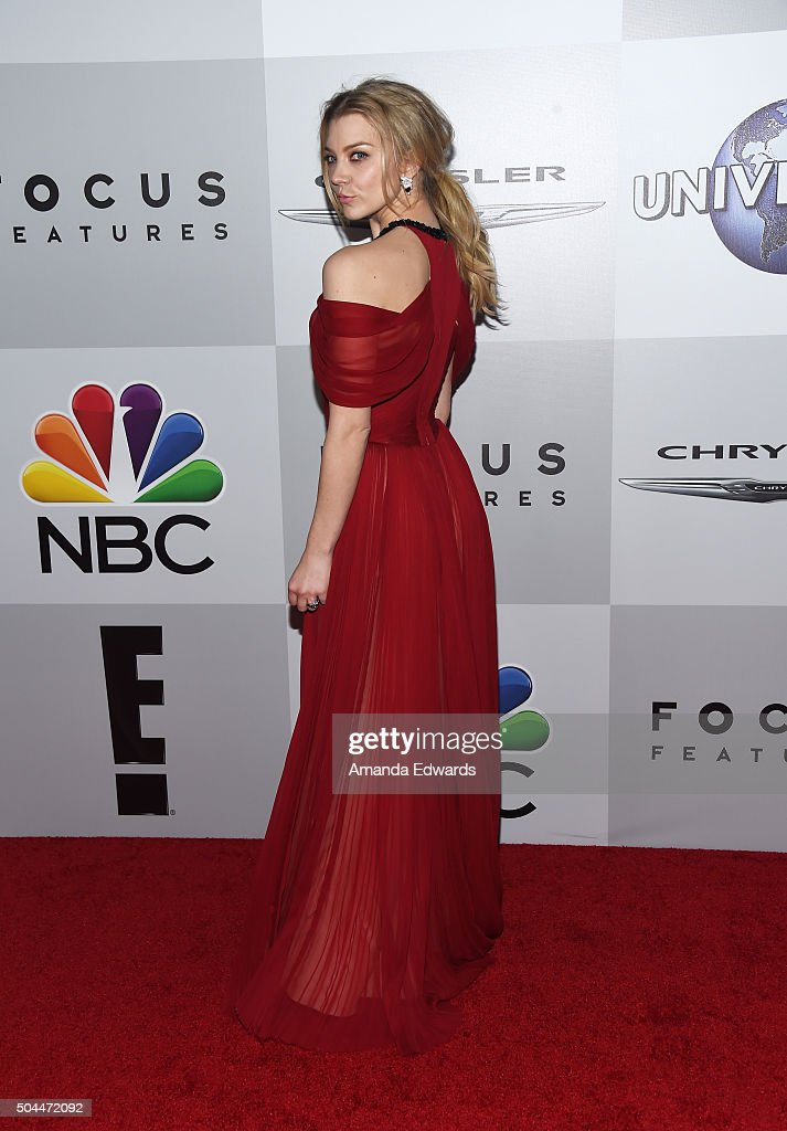 NBCUniversal's 73rd Annual Golden Globes After Party - Arrivals : News Photo