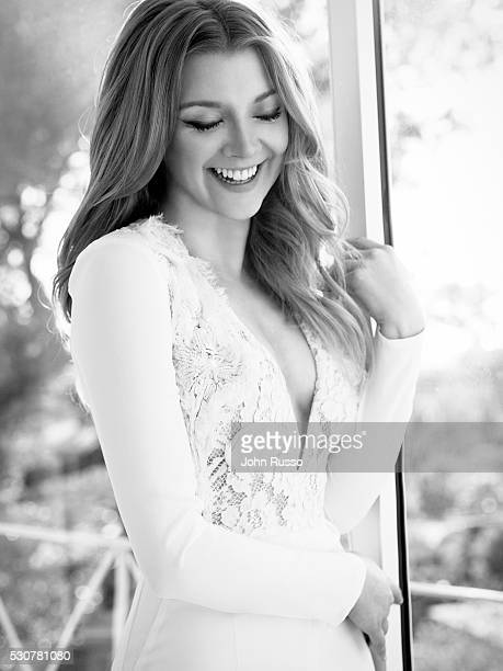 Actress Natalie Dormer is photographed for Marie Claire Latin America on November 1 2015 in Los Angeles California