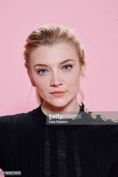 Actress Natalie Dormer of Showtime's 'Penny Dreadful' pose for a portrait during the 2020 Winter TCA at The Langham Huntington, Pasadena on January...
