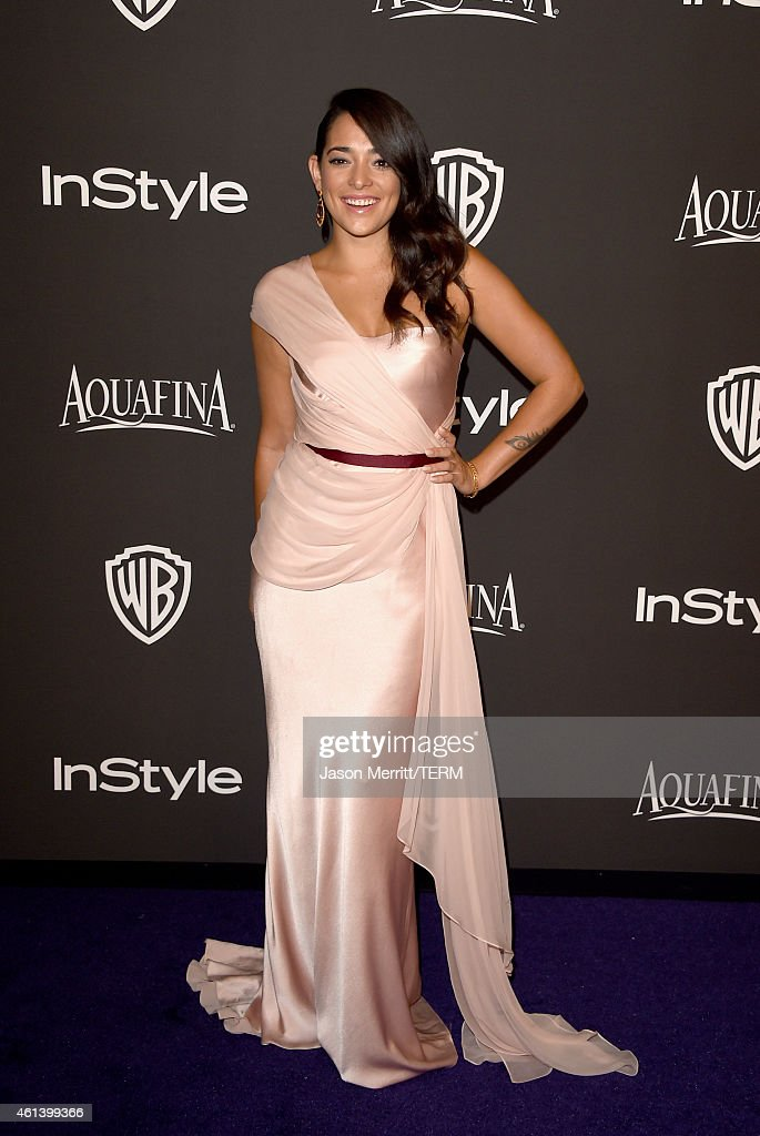 Actress Natalie Martinez attends the 2015 InStyle And Warner Bros. 72nd Annual Golden Globe Awards Post-Party at The Beverly Hilton Hotel on January 11, 2015 in Beverly Hills, California.
