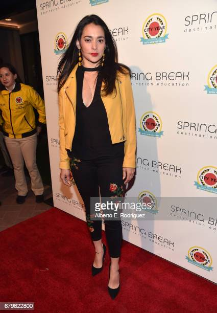 Actress Natalie Martinez attends the City Year Los Angeles Spring Break on May 6 2017 in Los Angeles California