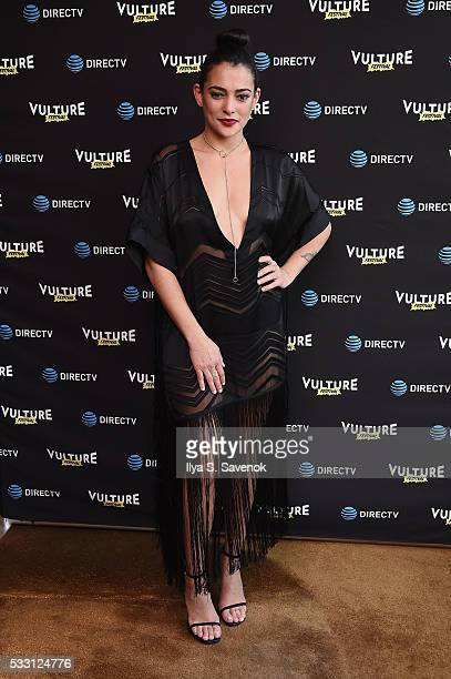 Actress Natalie Martinez attends the Vulture Festival Opening Night Party sponsored by DirecTV at The Top of The Standard on May 20 2016 in New York...