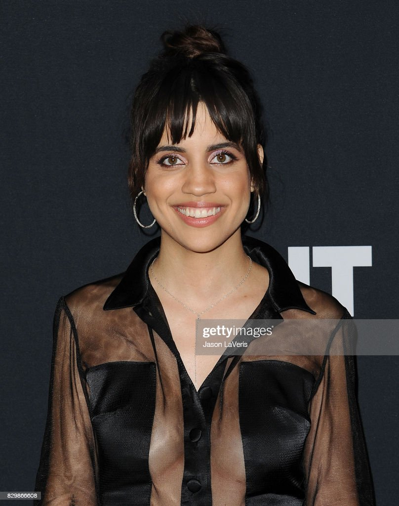 Actress Natalie Morales attends OUT Magazine's inaugural POWER 50 gala and awards presentation at Goya Studios on August 10, 2017 in Los Angeles, California.