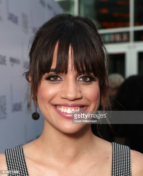 Actress Natalie Morales attends the Los Angeles premiere of Landline at ArcLight Hollywood Cinemas on July 12 2017 in Los Angeles California