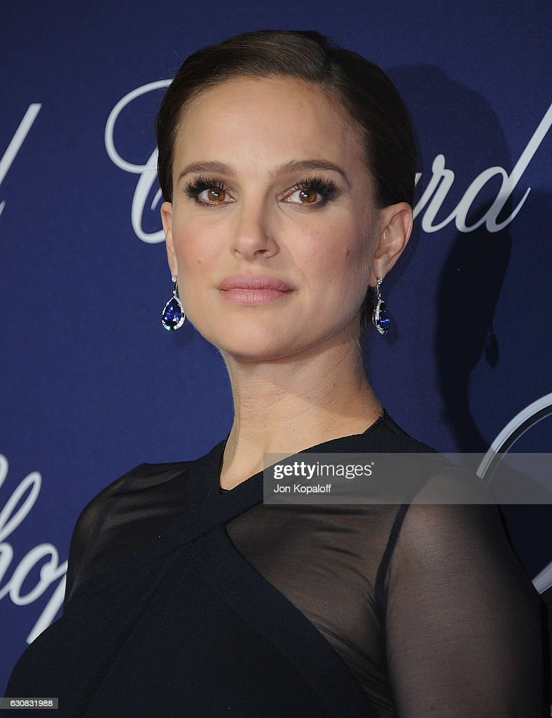 Actress Natalie Portman arrives at the 28th Annual Palm Springs International Film Festival Film Awards Gala at Palm Springs Convention Center on January 2, 2017 in Palm Springs, California.