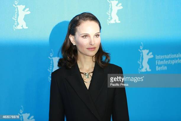 Actress Natalie Portman at the photo call Photocall for the world premiere of Knight of Cups by Terrence Malick at the 65th Berlin International Film...