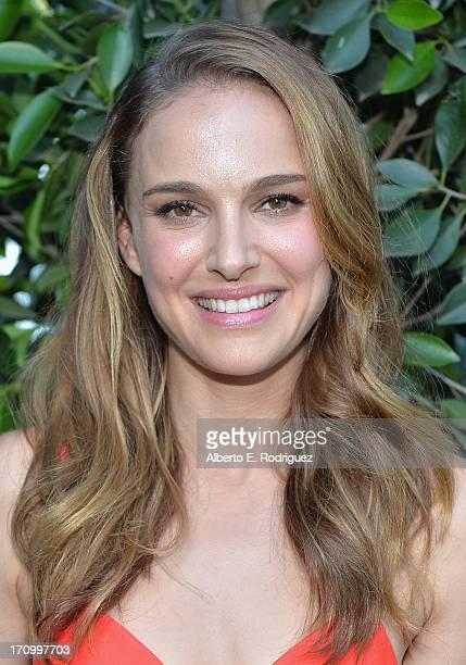 Actress Natalie Portman attends Benjamin Millepied's LA Dance Project Inaugural Benefit Gala on June 20 2013 in Los Angeles California