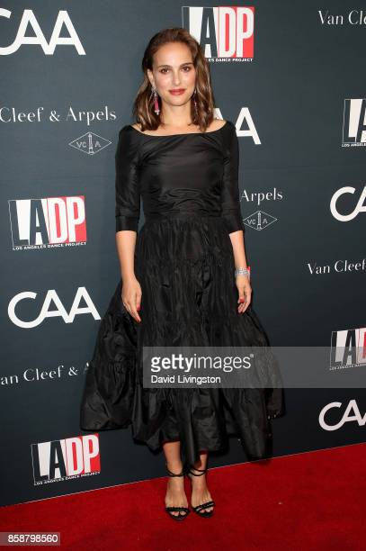 Actress Natalie Portman attends LA Dance Project's Annual Gala at LA Dance Project on October 7 2017 in Los Angeles California