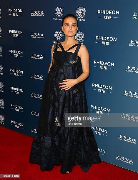 Actress Natalie Portman attends the 21st Annual Huading Global Film Awards on December 15 2016 in Los Angeles California