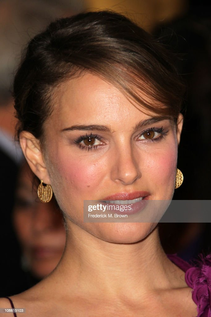 Actress Natalie Portman attends the Academy of Motion Picture Arts and Sciences' second annual Governors Awards at the Grand Ballroom, Hollywood and Highland on November 13, 2010 in Los Angeles, California.