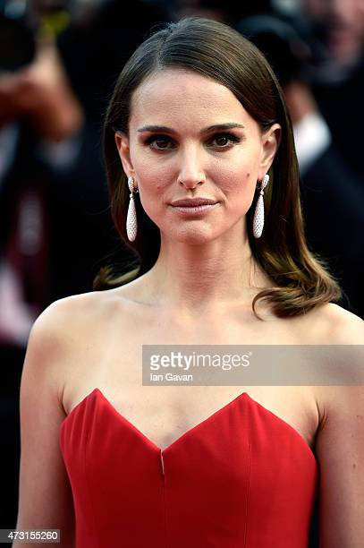 """Actress Natalie Portman attends the opening ceremony and premiere of """"La Tete Haute"""" during the 68th annual Cannes Film Festival on May 13, 2015 in..."""