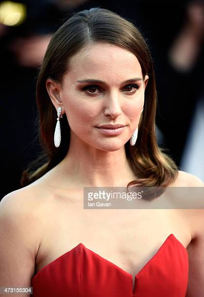 Actress Natalie Portman attends the opening ceremony and premiere of La Tete Haute during the 68th annual Cannes Film Festival on May 13 2015 in...