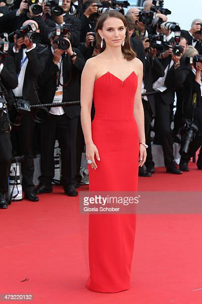 Actress Natalie Portman attends the opening ceremony and premiere of 'La Tete Haute' during the 68th annual Cannes Film Festival on May 13 2015 in...