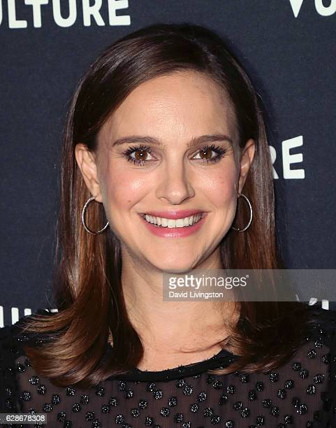 Actress Natalie Portman attends the Vulture Awards Season Party at Sunset Tower Hotel on December 8 2016 in West Hollywood California
