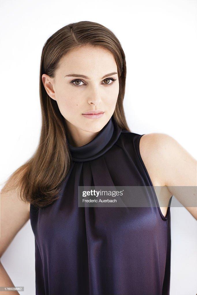 Natalie Portman, Dior, May 1, 2012